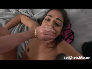 Vienna black - handcuff me daddy. part 1 [incest, all sex, hardcore, blowjob, roleplay, incest]