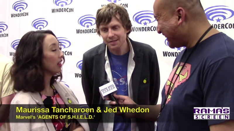 WonderCon 19 Interviews Maurissa Tancharoen and Jed Whedon | Marvels AGENTS OF S.H.I.E.L.D.