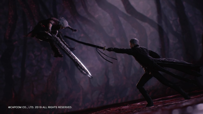 """Devil May Cry 5 OST - Dante vs Vergil - """"The Duel"""