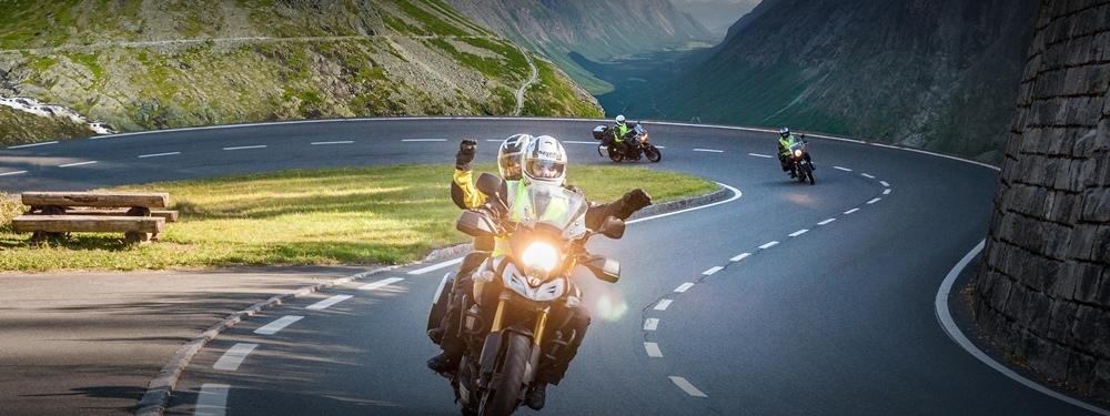 В 2018 в Европе продажи мотоциклов выросли на почти 10%