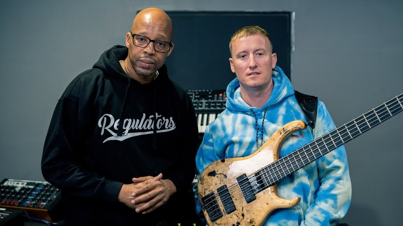 Brady Watt's Bass Bars Episode 18 ft. Warren G - Regulate