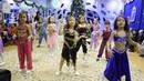 АЙЛИНА УМЕТБАЕВА д/с Сказка, восточный танец, новогодний утренник, 2017,декабрь