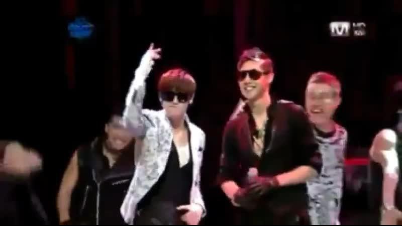 2011.06.16 KimHyunJoong winner with Break Down
