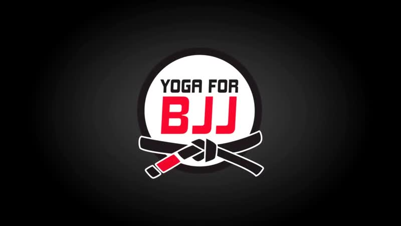 Jiu Jitsu stretching routine - AFTER TRAINING bjf_yoga