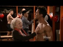 Hot in Cleveland: Betty White Visits The Cleveland Browns Locker Room