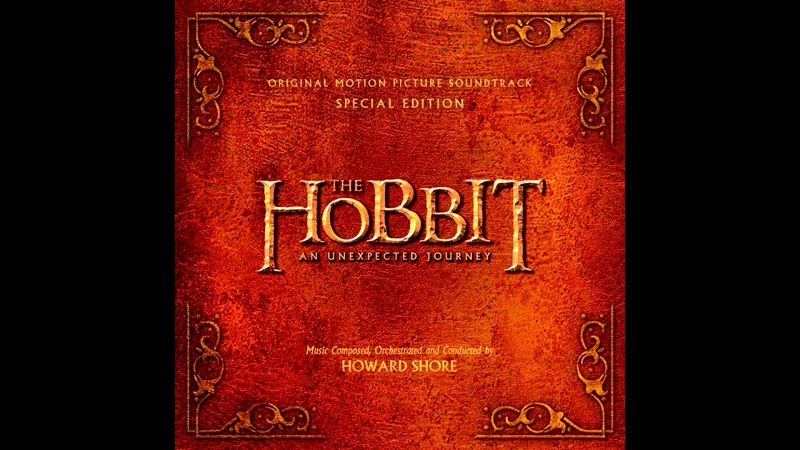 06 The Woodland Realm - The Hobbit 2 [Soundtrack] - Howard Shore