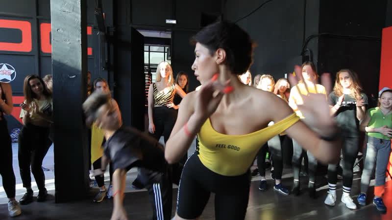NRG VOGUE CAMP 5| Dima Bonchinche class