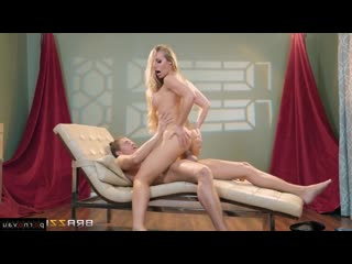Nicole Aniston & Xander Corvus [ Blondes / Between boobs, Riding dick, Pose 69, Roller, Cumshot in mouth, Intimate haircut]