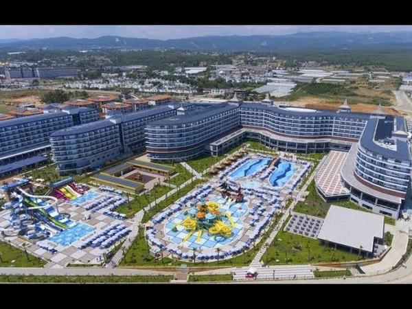 Обзор на отель Eftalia Ocean 5*