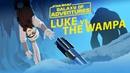 Luke vs the Wampa Cavern Escape Star Wars Galaxy of Adventures
