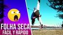 Capoeira Moves | Folha Seca🍂🍂 | tricking gainer | FÁCIL DE APRENDER 2019😮😮😮