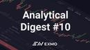EXMO Analytical Digest 10 Прогноз по Биткоину и другим криптовалютам