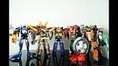 DX Power Rangers RPM - Engine Sentai Go Onger 炎神戦隊ゴーオンジャー