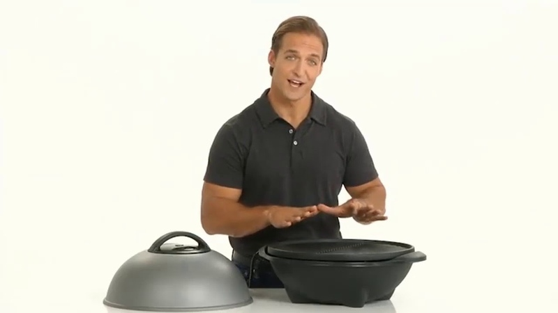 George Foreman GGR50B IndoorOutdoor Grill Review