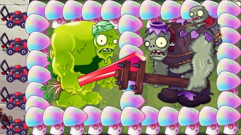 Plants vs Zombies 2 Zoybean Pod Pvz 2 Vs Vase Gargantuar Pvz2 Gameplay 2019