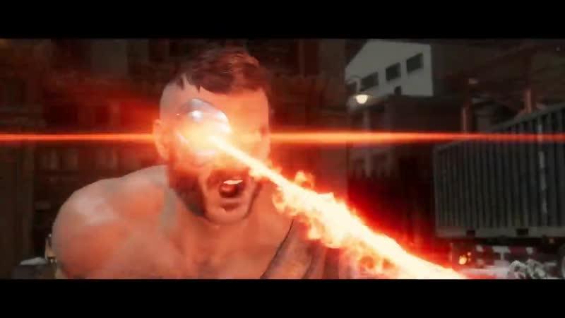Mortal Kombat 11 FINAL Gameplay Trailer Cyrax Sektor Reveal (MK11) тольятти/тлт/угар/красивая/прикол/ахаха не секс,порно,сосет,