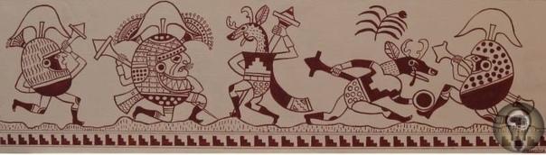 ЦИВИЛИЗАЦИЯ МОЧИКА. Во времена расцвета Римской империи на другом краю земли северном побережье Перу удивительный и таинственный народ создавал собственную цивилизацию, У этого народа не было