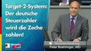 Target-2-System: Der deutsche Steuerzahler wird die Zeche zahlen! - Peter Boehringer - AfD-Fraktion