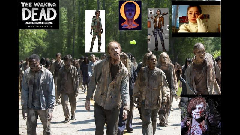 Интересные и шокирующие новости Кента Мадла Часть 11 The Walking Dead Finale Season