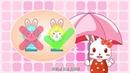 兔小贝安全教育第一季 02雨天交通安全记于心