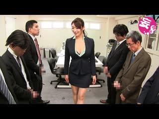 Reiko kobayakawa. office whore. офисная шлюха.