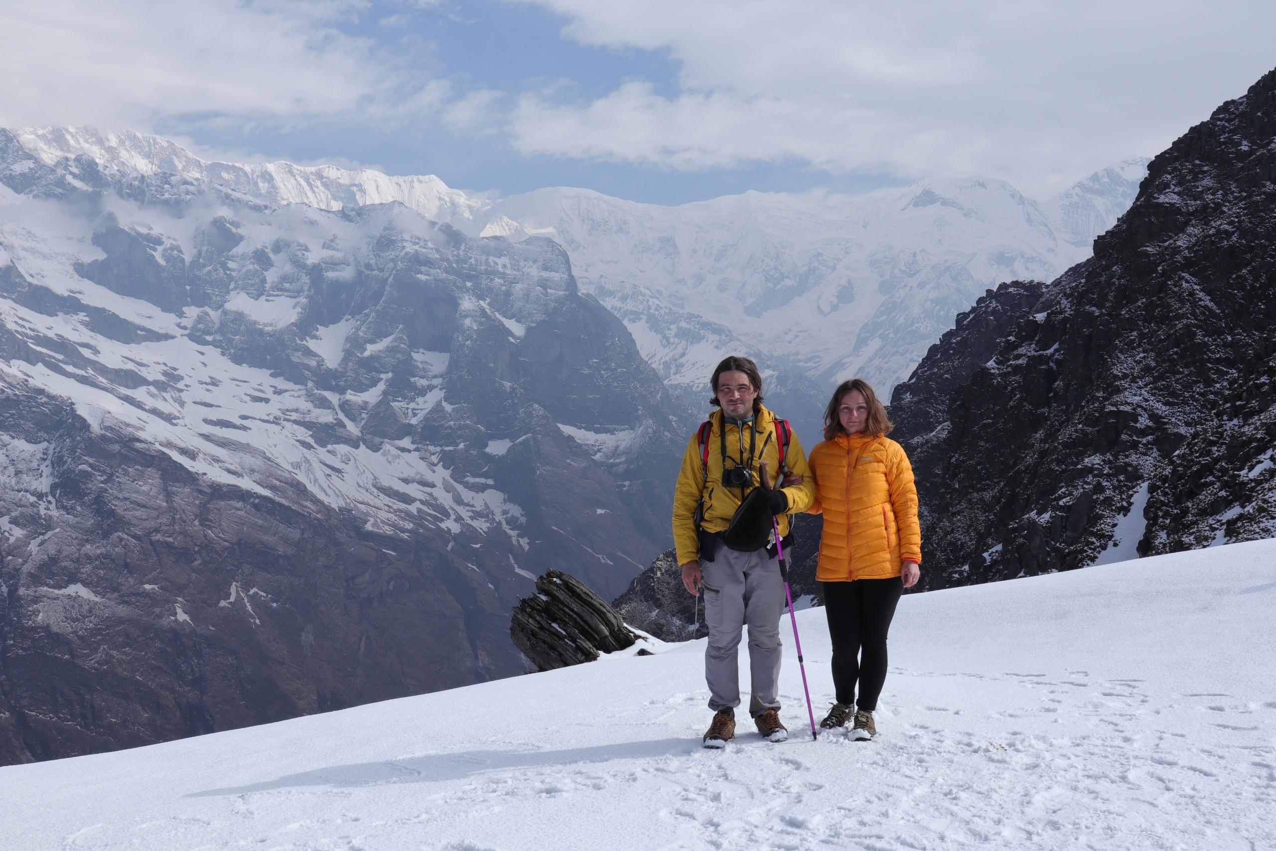 Поход по Гималаям. Лучше гор могут быть только горы