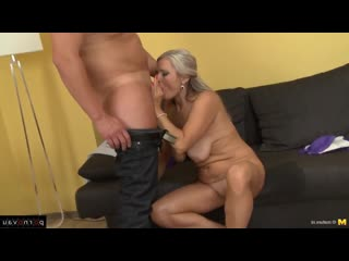 [ mature / big ass , old with young , shaved , heels , roller , cumshot in mouth]