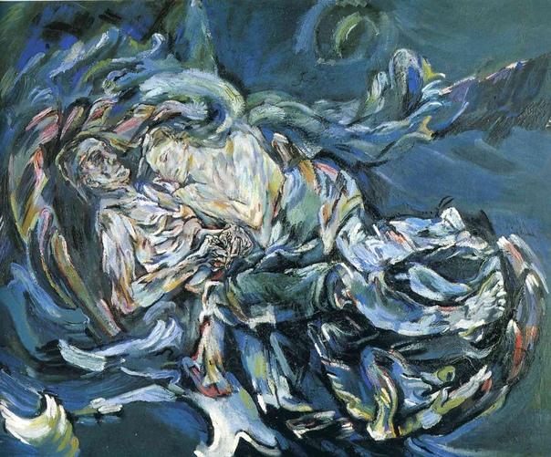 История одного шедевра. «Невеста ветра», Оскар Кокошка