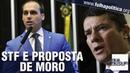 URGENTE Eduardo Bolsonaro se pronuncia sobre ação do STF e pede apoio para proposta de Sergio Moro