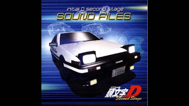 Initial D Second Stage Sound Files - Counterattack ost vimeworld ser1706