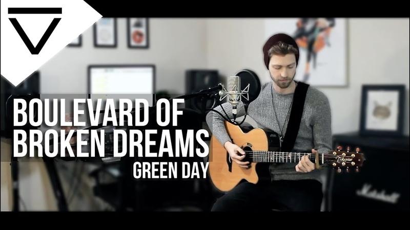 Boulevard Of Broken Dreams Green Day Acoustic Cover