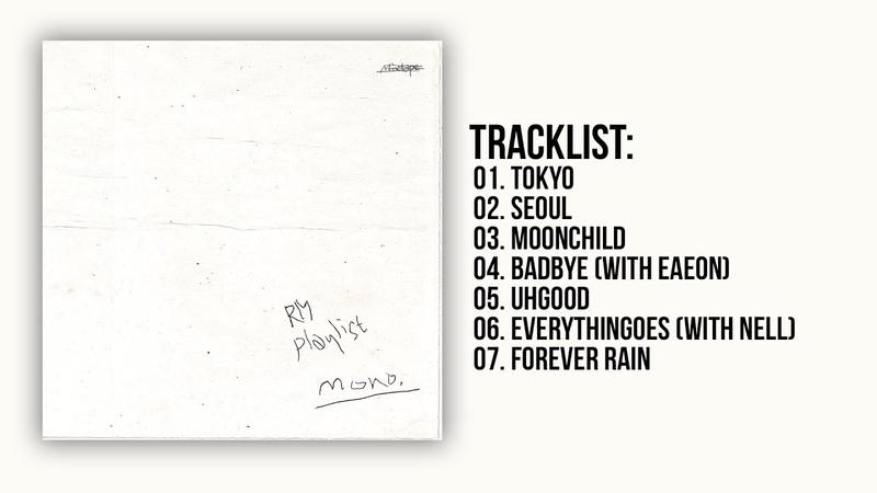 Full Album RM mono Mixtape