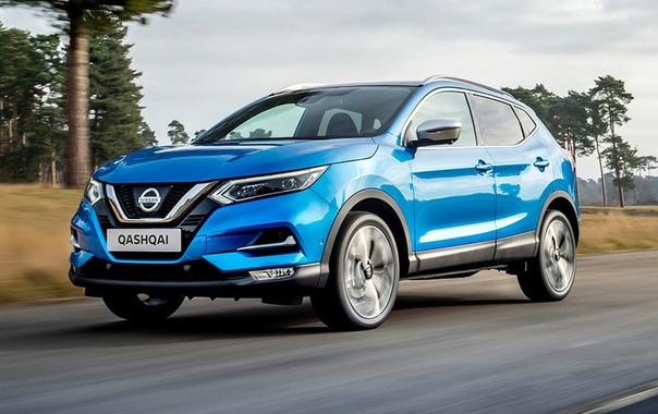 Nissan назвал цены на обновленный Qashqai для России.