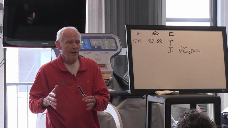 Интервальные тренировки | Лекция про бег доктора Джека Дэниелса