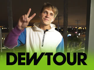 Los angeles / dew tour / июнь 2019 / костя кабанов