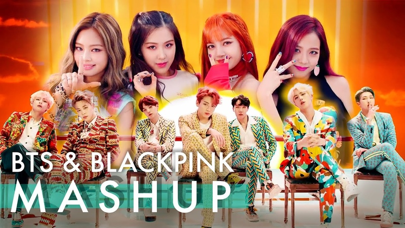 BTS BLACKPINK – Idol Fire Forever Young As If Its Your Last (ft. Not Today Boombayah) MASHUP