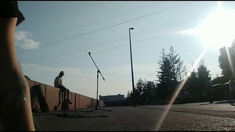 уличная музыка | скрипка гитара