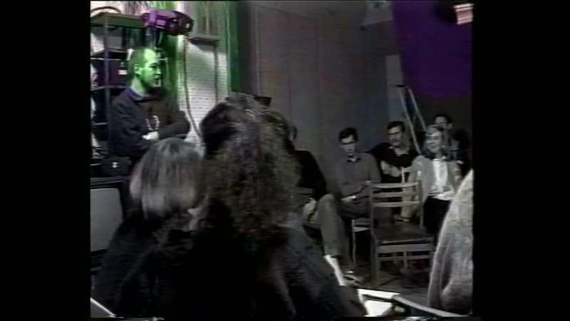 Американские журналисты и Афонтово, обмен опытом 1993 год