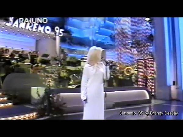 PATTY PRAVO - I Giorni Dell'armonia (Sanremo 1995 - Prima Esibizione - AUDIO HQ)