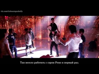 The Jawaani Song – Making ¦ Student Of The Year 2 _с русс.суб.