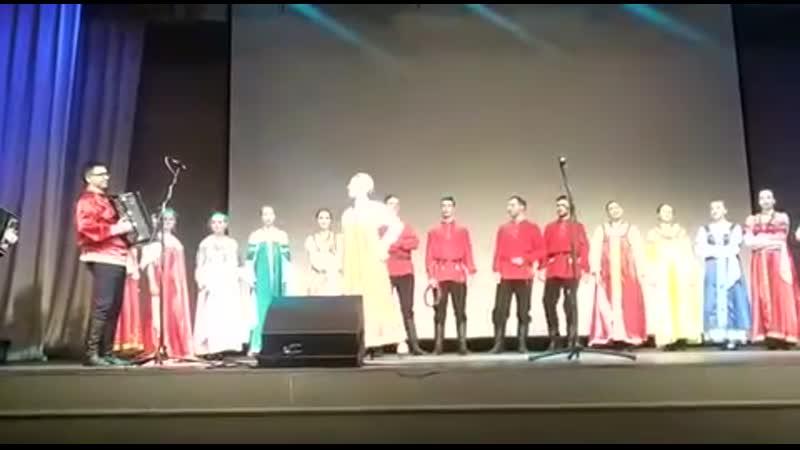 городской фестиваль самодеятельного творчества ПМК. 2.04.2019