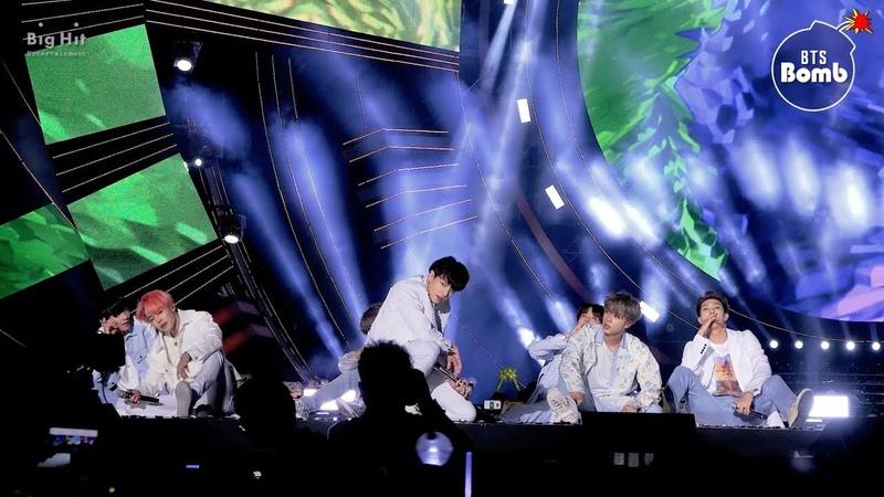 [BANGTAN BOMB] IDOL Stage CAM @2019 슈퍼콘서트 - BTS (방탄소년단)