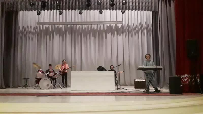 репетиция (молодой состав)