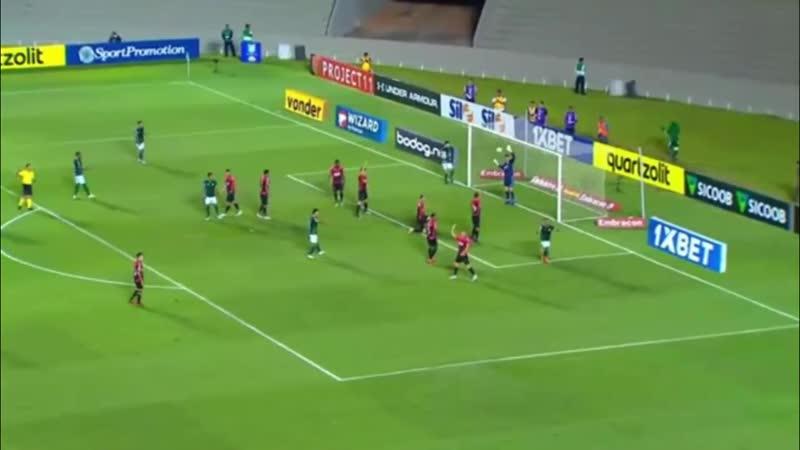 9 2019 Brasileirão Goiás 2 x 1 Athlético PR