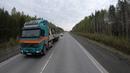 $200 Scania S500 Развозим продукты по СВЕТОФОРАМ Качканар Серов