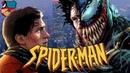 MCU Spider-Man 90s Intro Style Человек-Паук из КВМ в стиле интро из мультсериала 90-х Трибутики