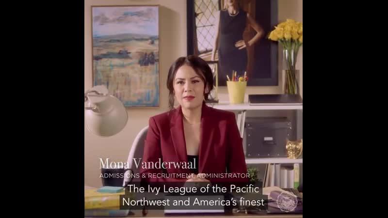 PLL: The Perfectionists | Mona Vanderwaal