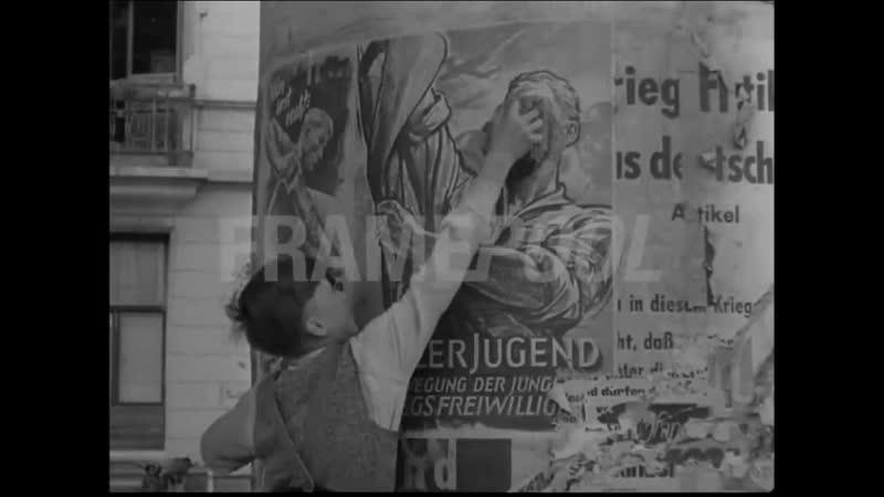 1945 Destroying National Socialist Germany