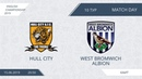AFL19. England. Championship. Day 10. Hull City - West Bromwich Albion