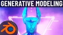 Generative Modeling with Modifiers Blender 2 8